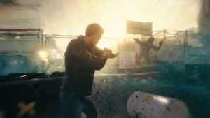 Quantum Break is gorgeous, stuck at 720p on the Xbox One