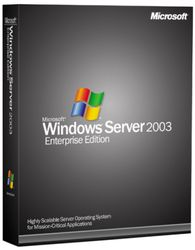 Support For Windows Server 2003 Ends Today