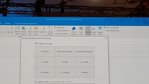 Microsoft will let you run custom apps from Office ribbons