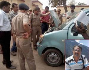 NIA officer murder case solved, two arrested