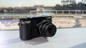 Panasonic's new GX80 packs big 4K features into a petite mirrorless body