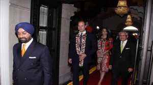 William and Kate on their maiden visit to India, pay tributes to 26/11 victims