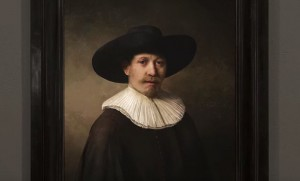AI just 3D printed a brand-new Rembrandt, and it's shockingly good