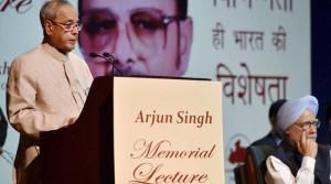 Pluralism and tolerance hallmark of Indian civilisation: President Pranab Mukherjee