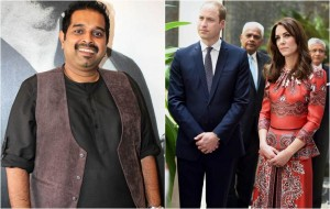 Shankar Mahadevan 'excited' to perform for the British Royal couple