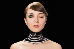 Hikaru Cho's body-paint optical illusions are stunning