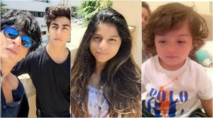 My children are very sorted, says Shah Rukh Khan