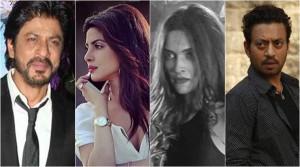 SRK all praises for Priyanka Chopra, Deepika Padukone, Irrfan Khan's Hollywood avatars