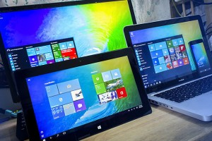 For Windows 10, March goes out like a lion