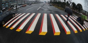 India will use 3D art work to sluggish down drivers