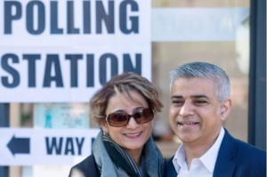 London may additionally opt for first Muslim mayor, opponent uses Modi card