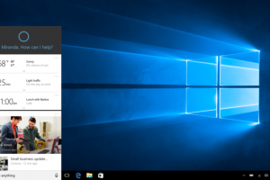 Microsoft proclaims Cortana seek container as Bing- and side-most effective turf