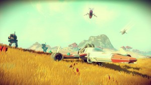 No man's Sky Band pronounces largest-Ever tour for a online game Soundtrack