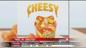 "Burger King adds ""Mac And Cheetos"" to its menu beginning Monday"