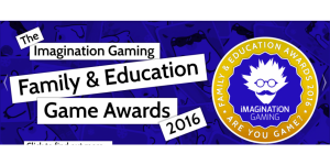Imagination Gaming reveals own family and training recreation Awards 2016 winners