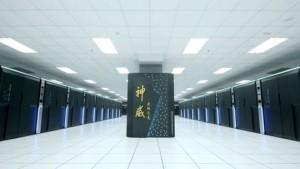 China builds world's maximum effective computer