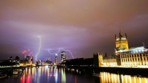 Tour disruption and floods in South East after thunderstorms