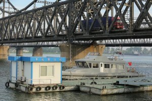 China's exchange with North Korea falls 13 percent