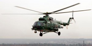 Colombian military helicopter targeting ELN rebels crashes; 17 dead