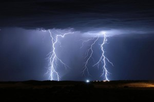 Dozens killed by using lightning in India's monsoons