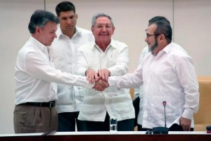 FARC, Colombia attain bilateral give up-hearth deal as peace inside draw close