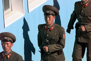 North Korea says entire navy 'waiting' for instructions