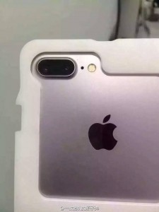 Contemporary Alleged Leaked image of iPhone 7 Depicts large Rear digicam