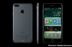 modern-day iPhone 7 concept Imagines New Handset running iOS 10