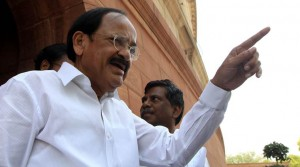 Venkaiah Naidu misses 'crucial appointment', fumes at Air India over flight postpone