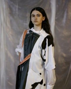York student puts the cows into couture and wows fashion world