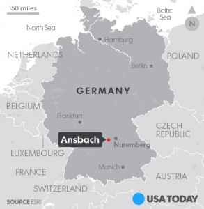 At least 15 hurt in Bavarian bar explosion