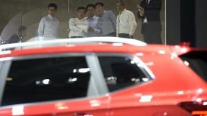 Alibaba, SAIC Motor launch internet car Roewe RX5, SUV with YunOS operating system