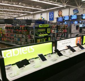 A Sneak Peek At Walmart's Latest Electronics Branch Layout