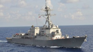 Russia, US point hands after today's incident in Mediterranean Sea