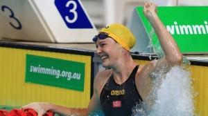 Rio Olympics 2016: Cate Campbell breaks 100m international document