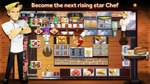Glu Cell's Modern day Movie star Game Stars Gordon Ramsay