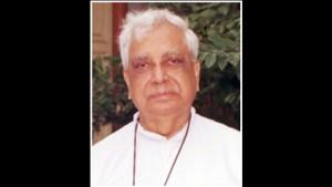 Kolkata: Archbishop Emeritus Henry Sebastian D'Souza passes away