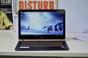 HP Spectre review: It's all about the looks