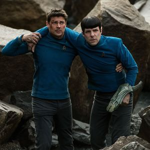 Star Trek Beyond' crashes in a new world