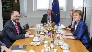 Brexit: Spain and France oppose Scotland Ecu talks