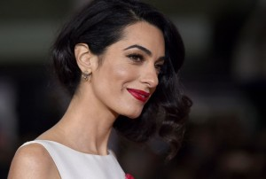 Is Amal Clooney About To Take On The Fashion World?