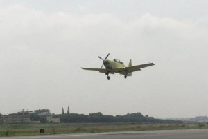 India's HTT-forty instructor aircraft takes first flight