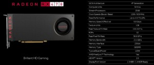 AMD unveils the RX 470, RX 460: Entry and lower-midrange gaming on a budget