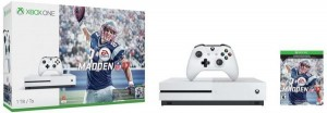 Xbox One S Madden 17, Halo Collection bundle launching next month
