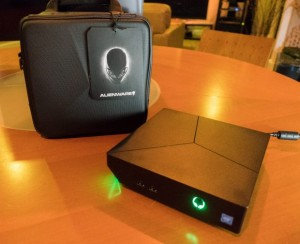 Hands-on Review: Alienware Alpha R2 Compact Gaming PC  Read more: http://technabob.com/blog/2016/07/24/alienware-alpha-r2-gaming-pc-review/#ixzz4FRpfxkiR  Follow us: @technabob on Twitter   technabob on Facebook