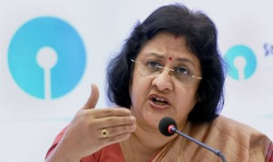 "Brexit is ""no longer right"" for the arena: SBI Chairman Arundhati Bhattacharya"