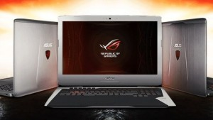 ASUS unveils liquid cooled laptop 'Republic of Gamers' in India