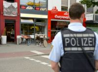 Syrian refugee kills woman in Germany machete attack