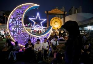 Eid marks the end of Ramadan around the world