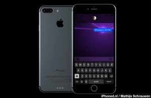 Today's iPhone 7 Idea Imagines New Handset Strolling iOS 10